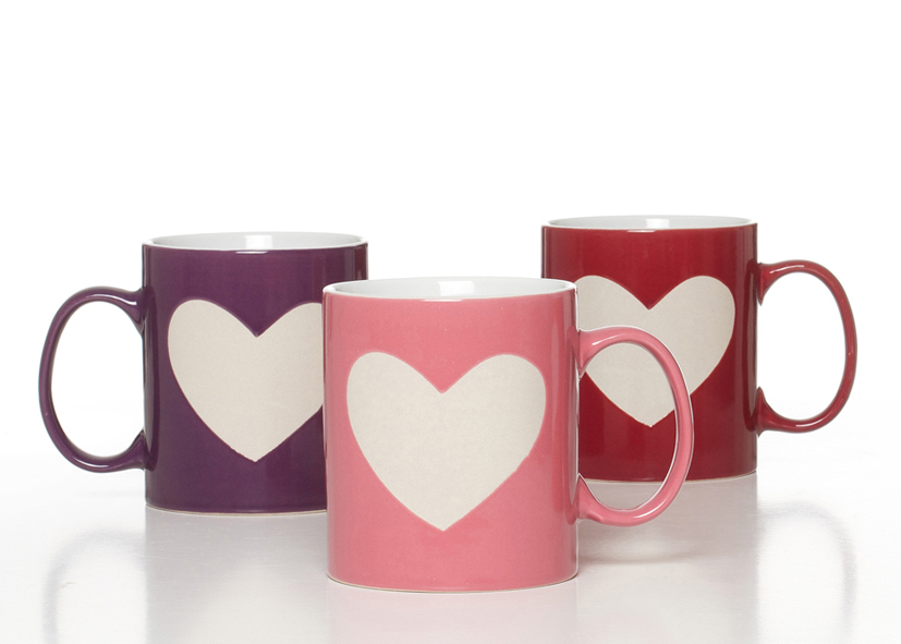 Mug Lolita Assortito 325ml - Cod 08 12 59