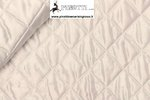 FABRIC QUILTED LINING COL 30 OFF-WHITE / WIDTH CM 140