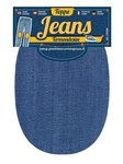 PATCHES JEANS IRON ON - CM 16 X 11 - MADE IN ITALY