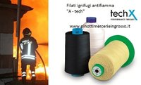 FLAME RETARDANT SEWING THREAD A-TECH