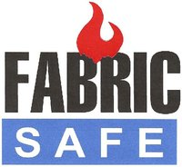 No fire fabrics certified - for home