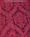FABRIC DAMASCO FLOWER LIBERTY-BY METERS-COTTON/PL / WIDTH CM 330