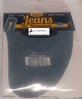 PATCHES JEANS MEDIUM COL 113 IRON ON FOR TROUSERS - MADE IN ITALY
