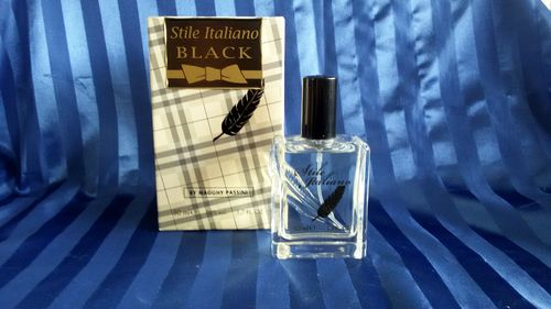 Stile Italiano Black (My Barbery black)