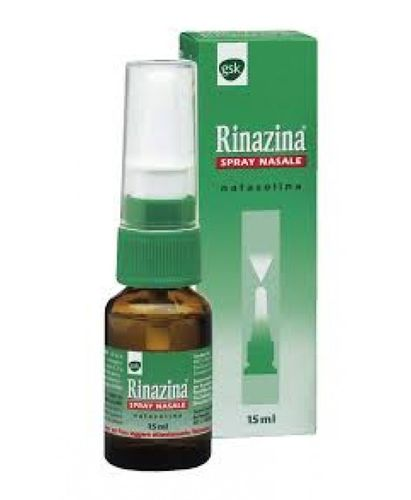 Rinazina spray nasale